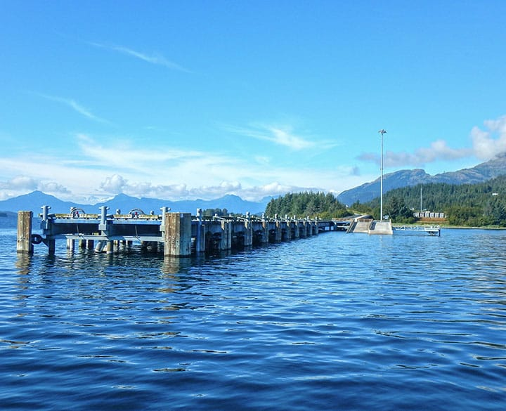 Statewide Bridge and Ferry Terminal Inspections in Alaska - 4