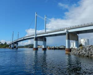 Statewide Bridge and Ferry Terminal Inspections in Alaska - Thumb 3