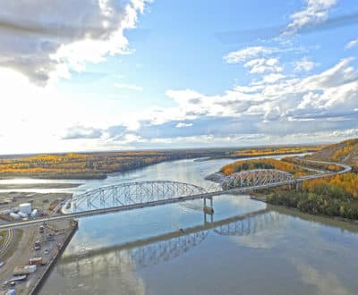 Statewide Bridge and Ferry Terminal Inspections in Alaska