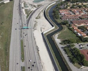 Homestead Extension of the Florida Turnpike Widening and Express Lane - Thumb 1