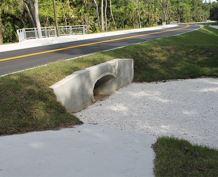 Colony Park Road Extension - 2