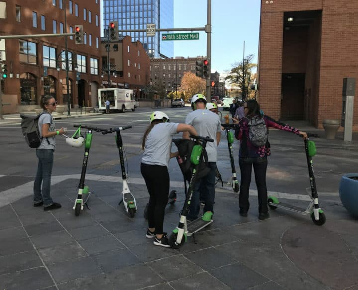 Dockless Mobility Evaluation Study - 1